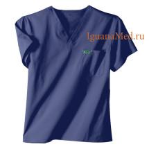 Unisex Single Pocket Top